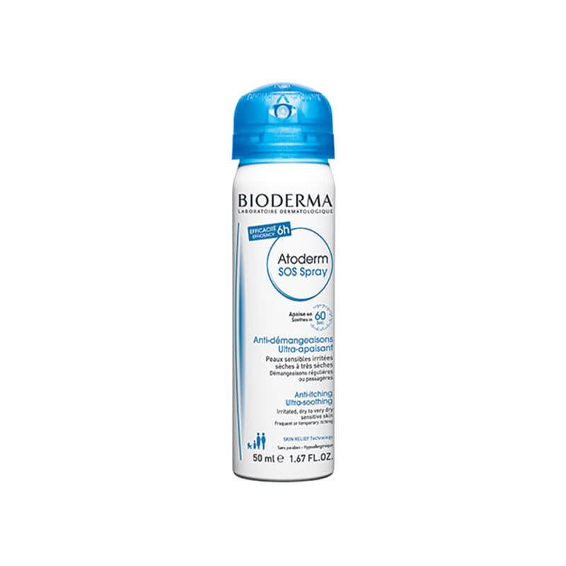 Bıoderma Atoderm Sos Spray 50Ml Yeni