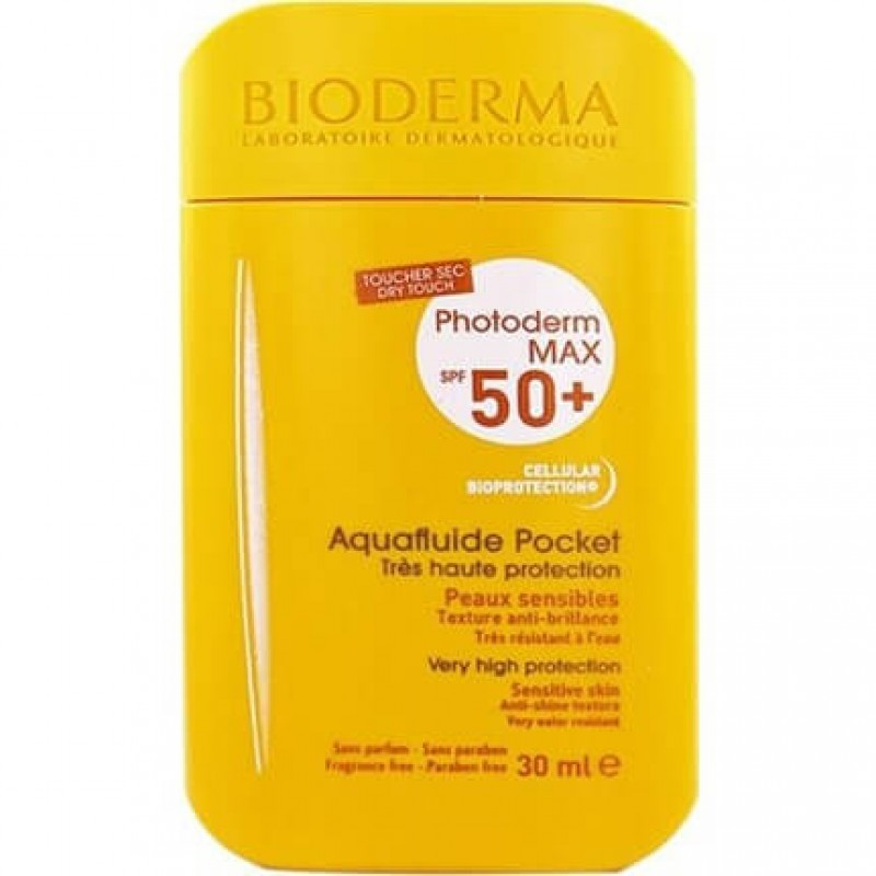 Bıoderma Photoderm Max Aqua Fluıde Spf 50+ Poket 40Ml